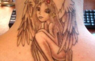 Unique Neck Tattoo Designs and Ideas for Women