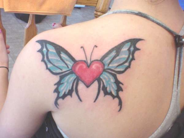The Heart And The Butterfly
