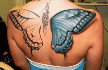 Best Butterfly Tattoo Designs for Girls