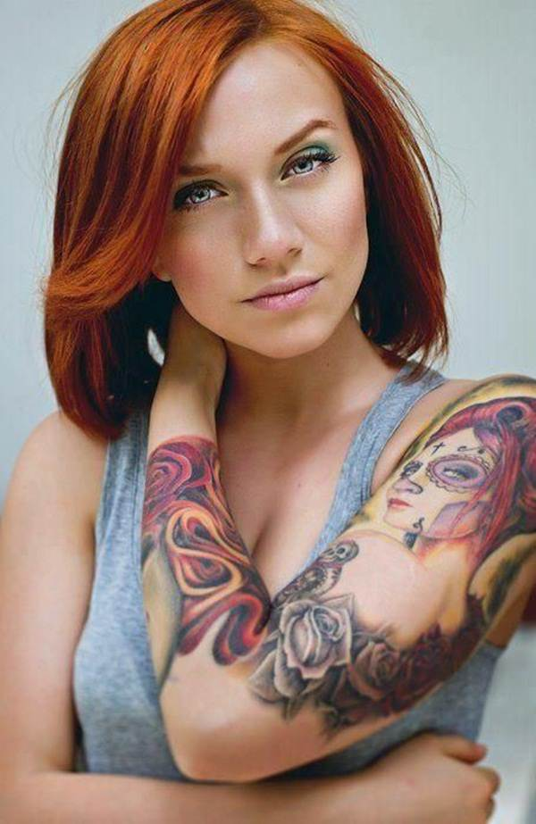 arm tattoos For girls (10)
