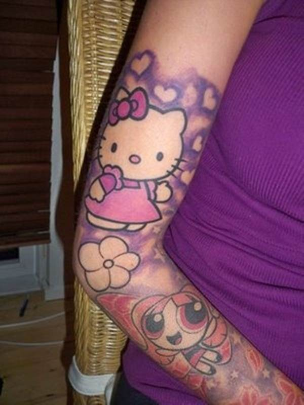 arm tattoos For girls (13)