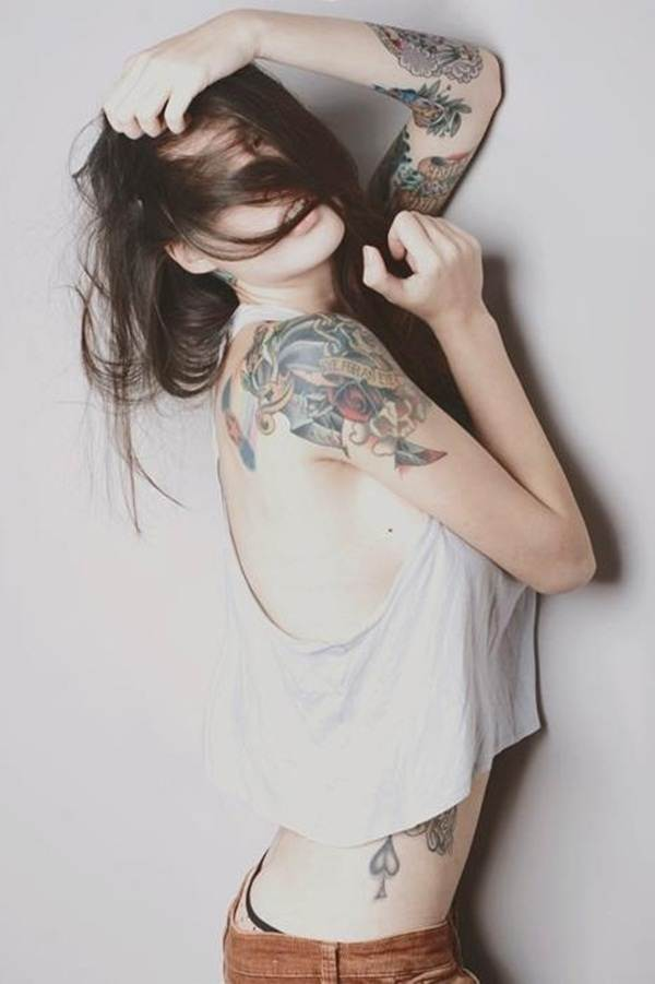 arm tattoos For girls (17)