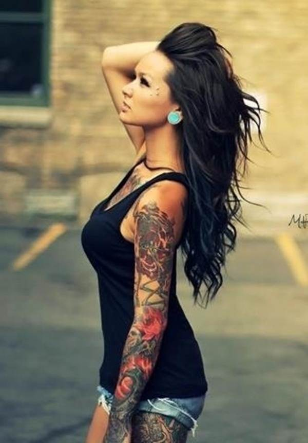 arm tattoos For girls (28)