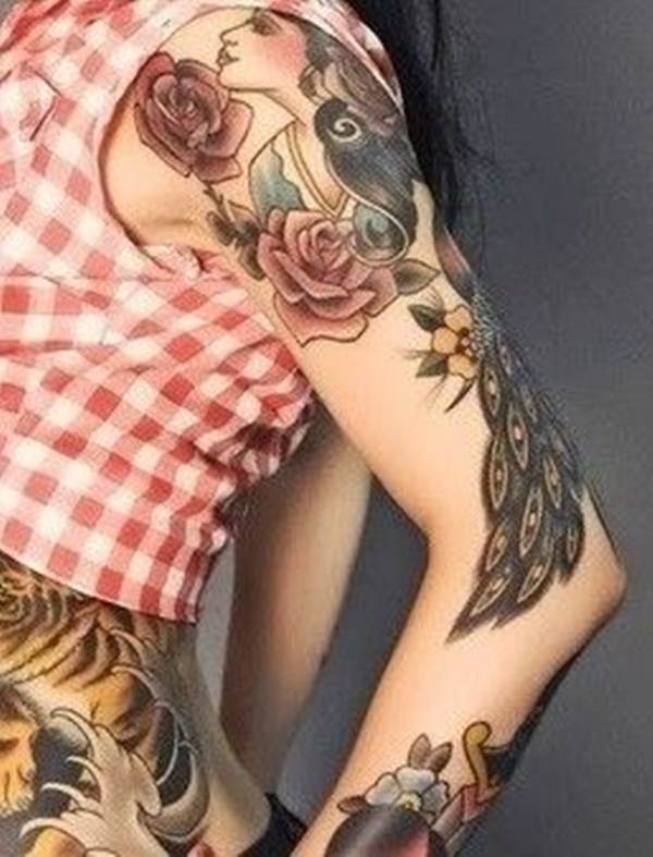 arm tattoos For girls (29)