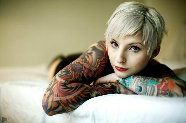 Dragon Tattoos for girls