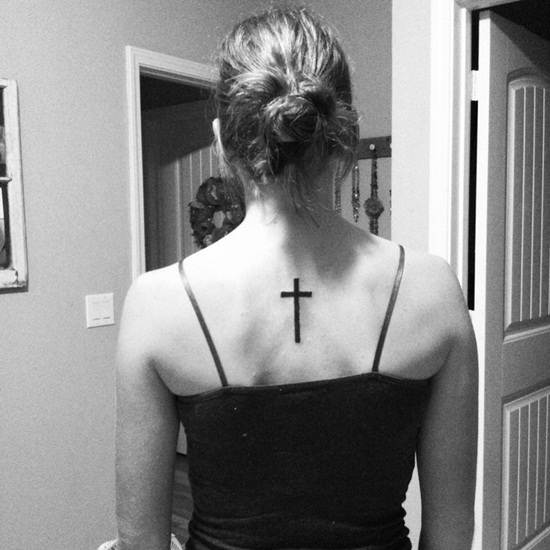 back waist tattoos (18)