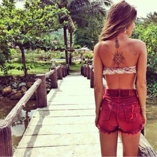 back waist tattoos (20)