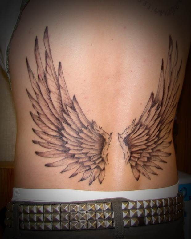 Sexy Lower Back Tattoos for Women (5)