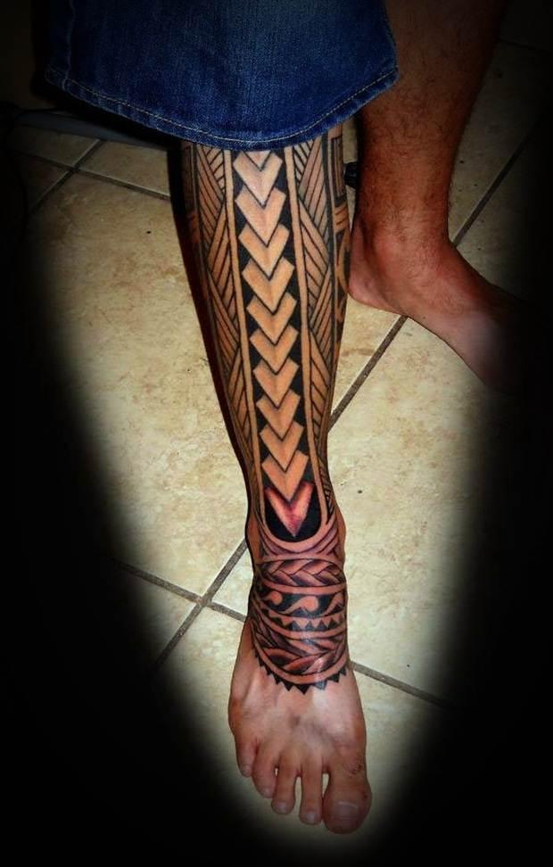 Sexy Leg Tattoo Designs for Women (14)