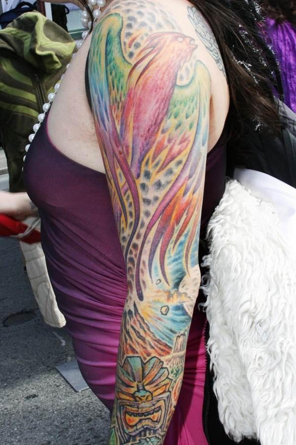 Phoenix tattoo designs17