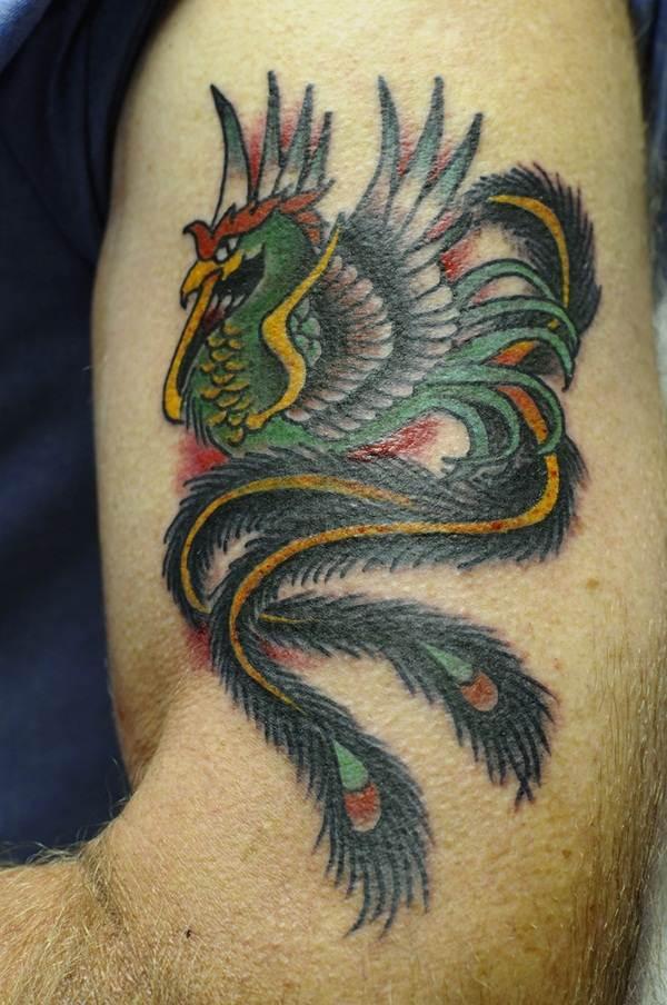 Phoenix tattoo designs21