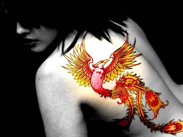 Phoenix tattoo designs43