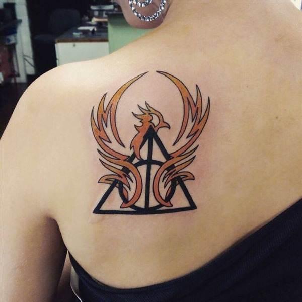 Phoenix tattoo designs56