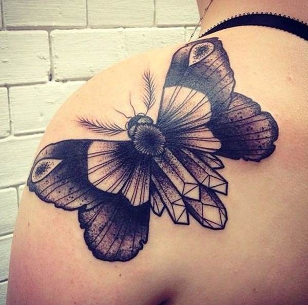 Cute Butterfly tattoo designs17