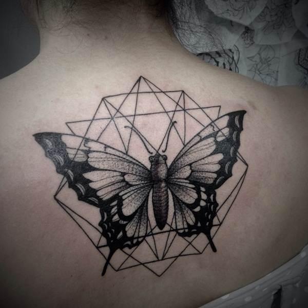 Cute Butterfly tattoo designs64