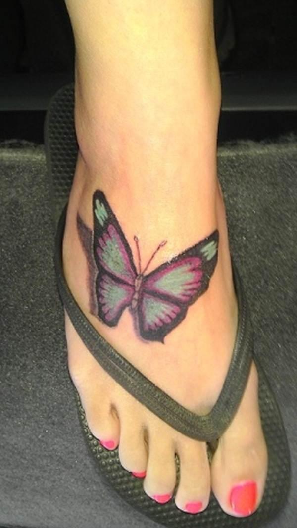 Cute Butterfly tattoo designs13