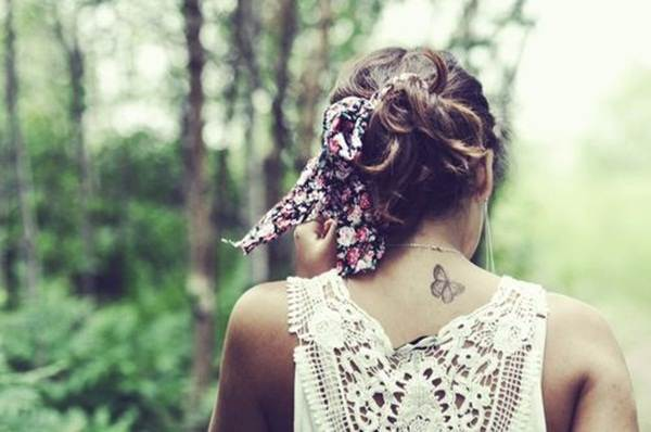 Cute Butterfly tattoo designs49