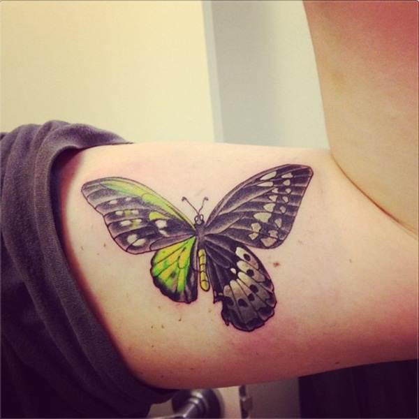 Cute Butterfly tattoo designs59