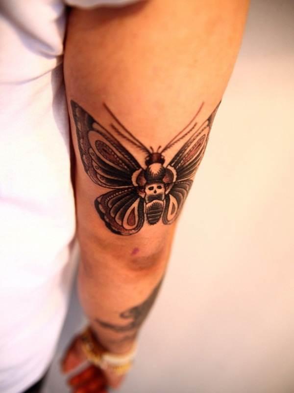 Cute Butterfly tattoo designs67