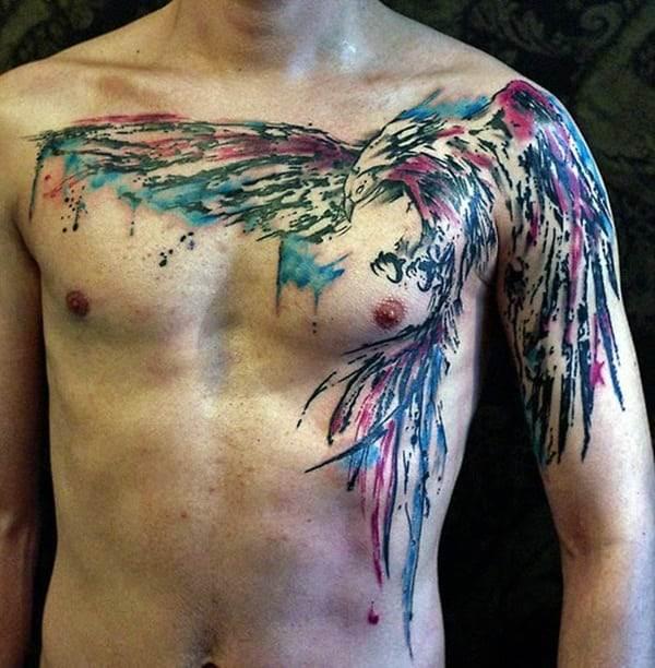 Phoenix tattoo designs67