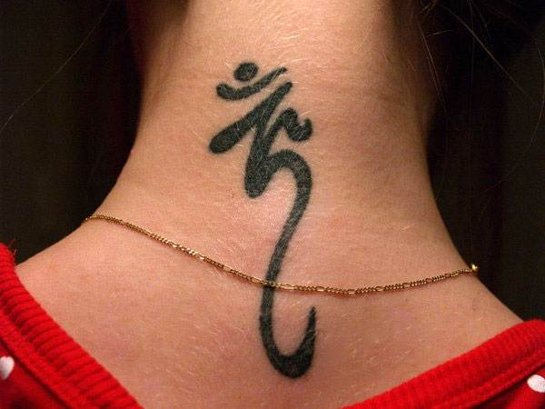 Relevant Small Tattoo Ideas and Designs for Girls0601