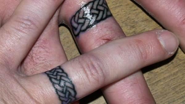 Couple Tattoo Designs 12