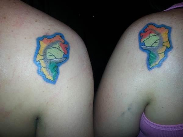 Couple Tattoo Designs 16