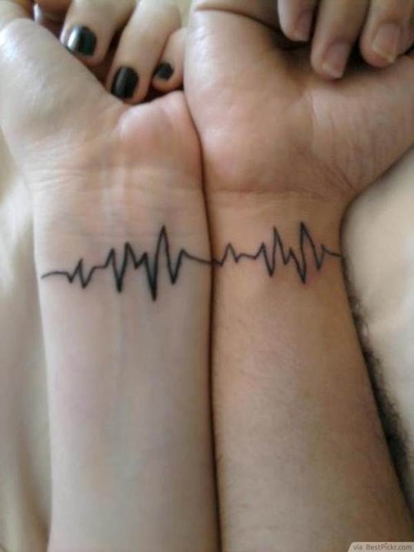 Couple Tattoo Designs 22