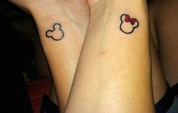 Couple Tattoo Designs 3
