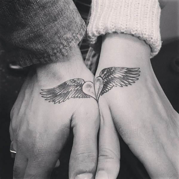 Couple Tattoo Designs 35