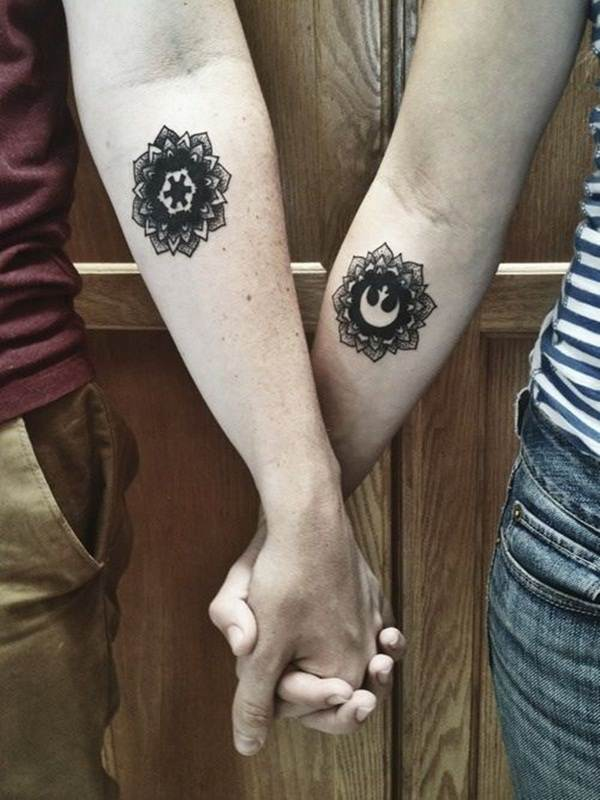 Couple Tattoo Designs 64