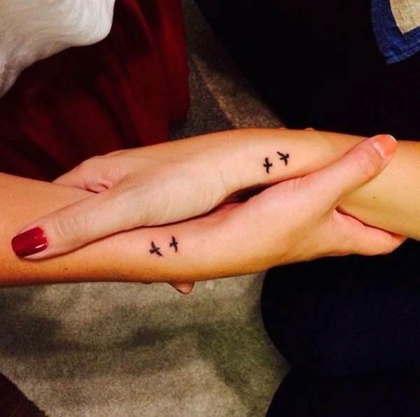 Couple Tattoo Designs 66