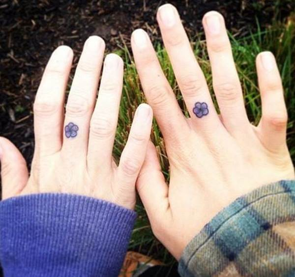 Couple Tattoo Designs 56