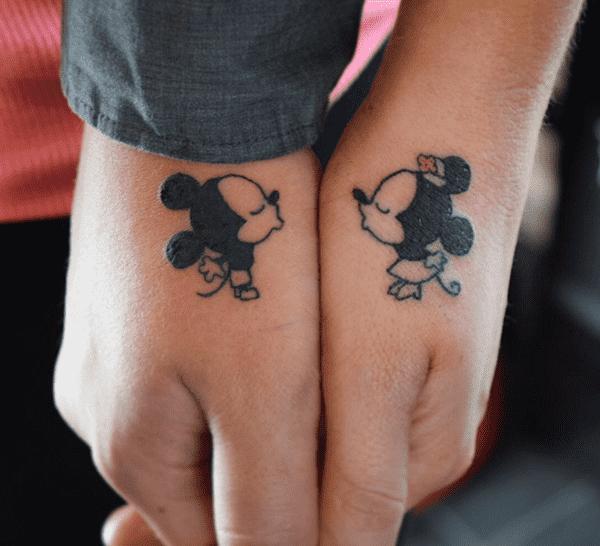 Couple Tattoo Designs 48