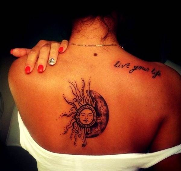 sexy sun tattoo designs 61
