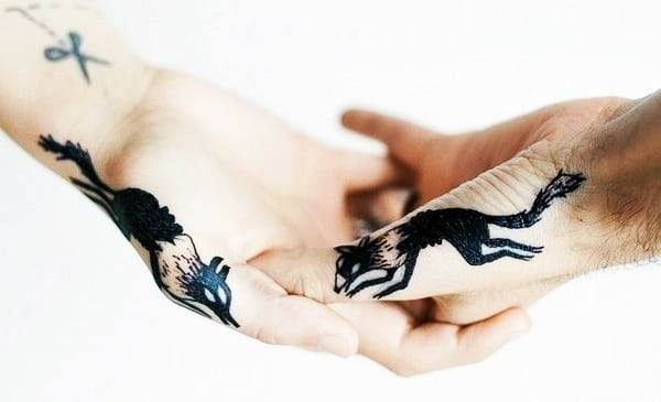 Inspirational Small Animal Tattoos and Designs for Animal Lovers - Inspirational Small Animal Tattoos and Designs for Animal Lovers - (65)