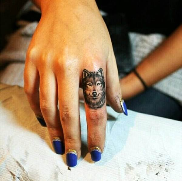 Inspirational Small Animal Tattoos and Designs for Animal Lovers - (60)