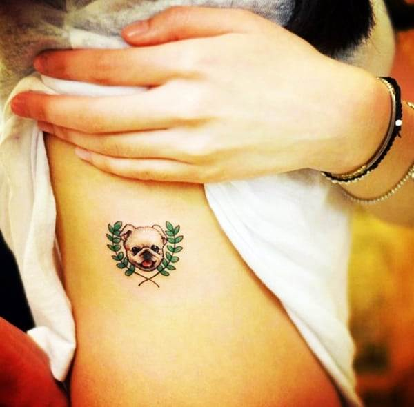 Inspirational Small Animal Tattoos and Designs for Animal Lovers - Inspirational Small Animal Tattoos and Designs for Animal Lovers - (5)