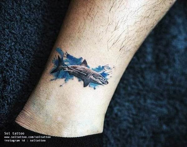 Inspirational Small Animal Tattoos and Designs for Animal Lovers - (4)