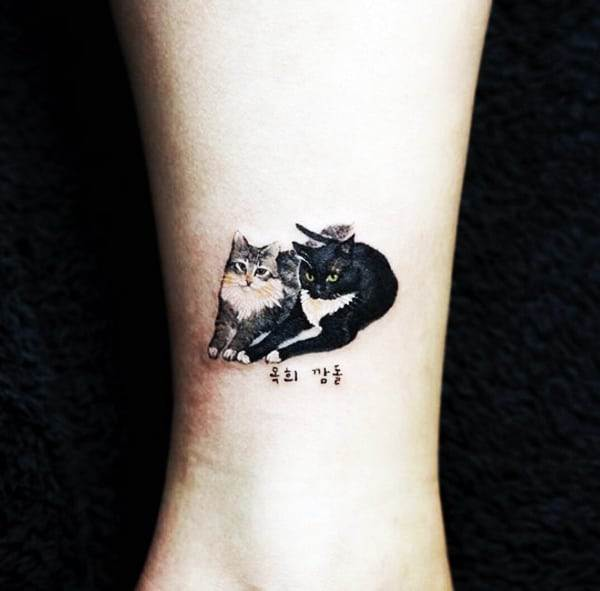 Inspirational Small Animal Tattoos and Designs for Animal Lovers - Inspirational Small Animal Tattoos and Designs for Animal Lovers - (29)