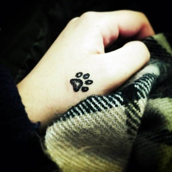 Inspirational Small Animal Tattoos and Designs for Animal Lovers - Inspirational Small Animal Tattoos and Designs for Animal Lovers - (43)