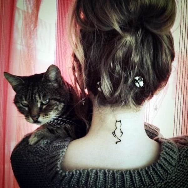 Inspirational Small Animal Tattoos and Designs for Animal Lovers - (55)