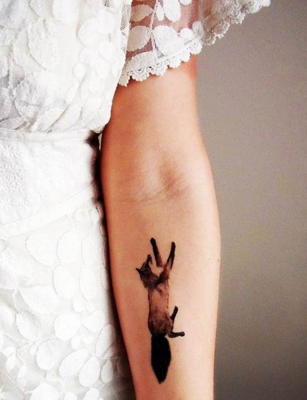 Inspirational Small Animal Tattoos and Designs for Animal Lovers - Inspirational Small Animal Tattoos and Designs for Animal Lovers - (73)