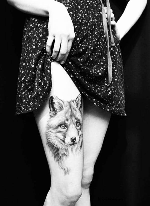Inspirational Small Animal Tattoos and Designs for Animal Lovers - (81)