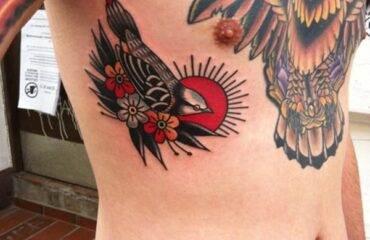 Adorable Bird Tattoo Designs For The Bird Lover