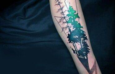 Inspiring Nature Tattoos Designed for Nature Lovers