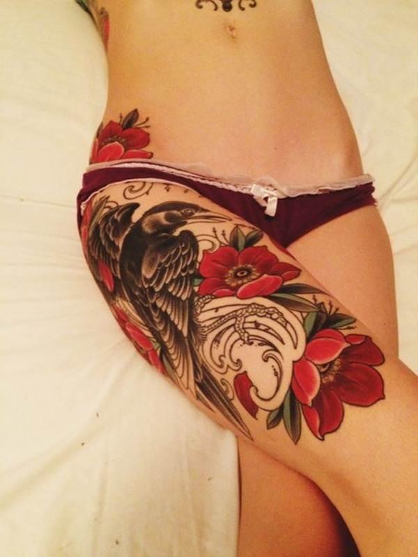 Sexy Hip tattoo designs10