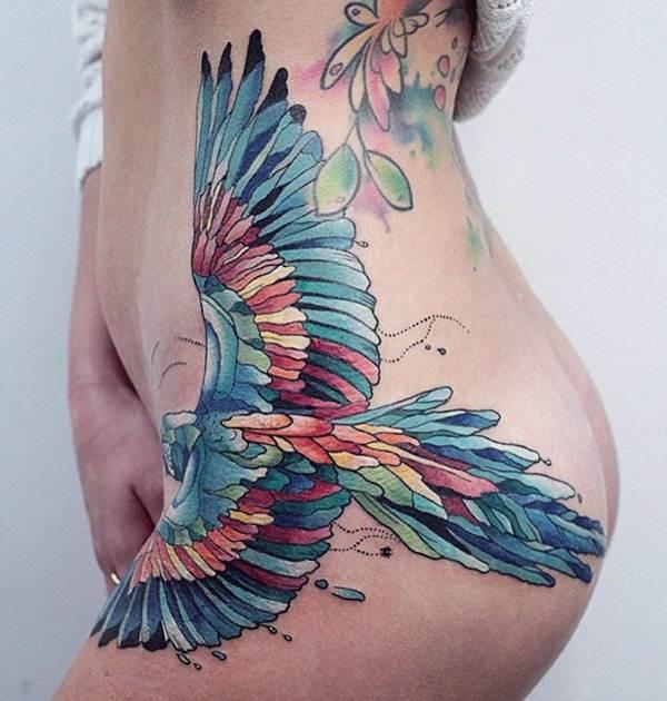 Sexy Hip tattoo designs21