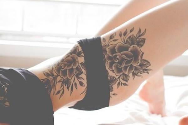 Sexy Hip tattoo designs5