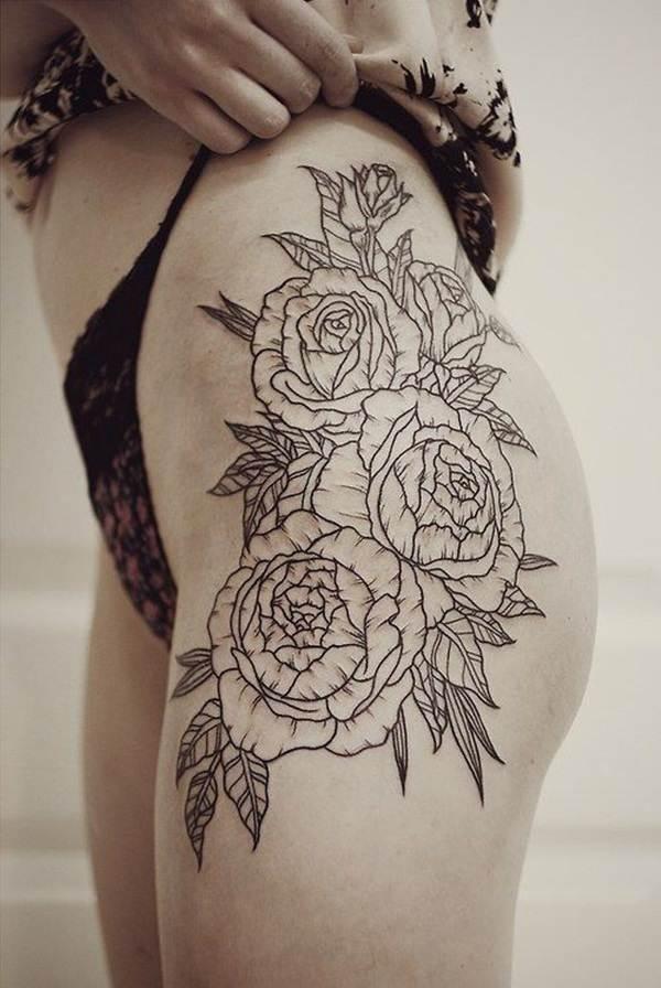 Sexy Hip tattoo designs6